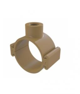 COLAR TOMADA PVC COM TRAVAS EM PVC