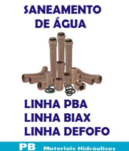 Saneamento Água